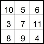 L4054 Square 2