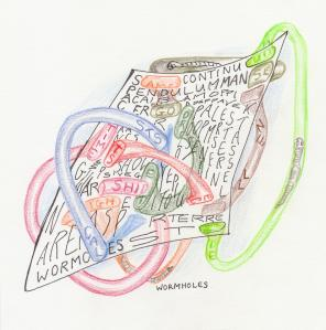 Wormholes 3D 001