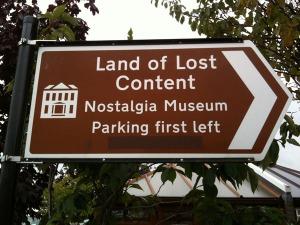Listener 4384 Museum Sign