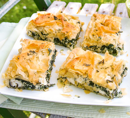 lighter-spanakopita